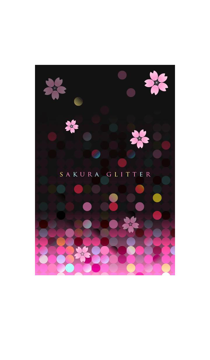 sakura glitter 2