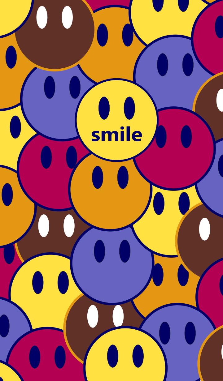 smile )