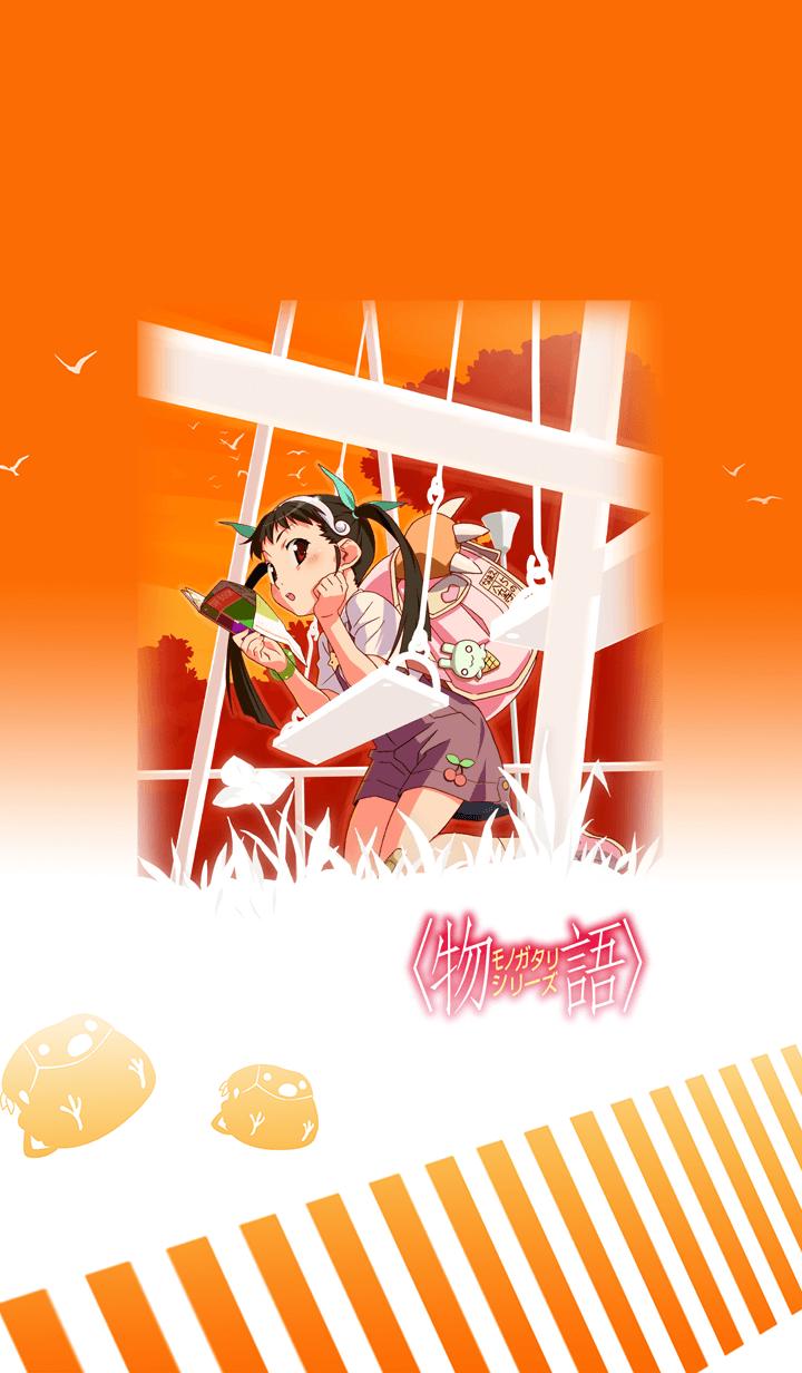 MONOGATARI Series(Hachikuji Mayoi)