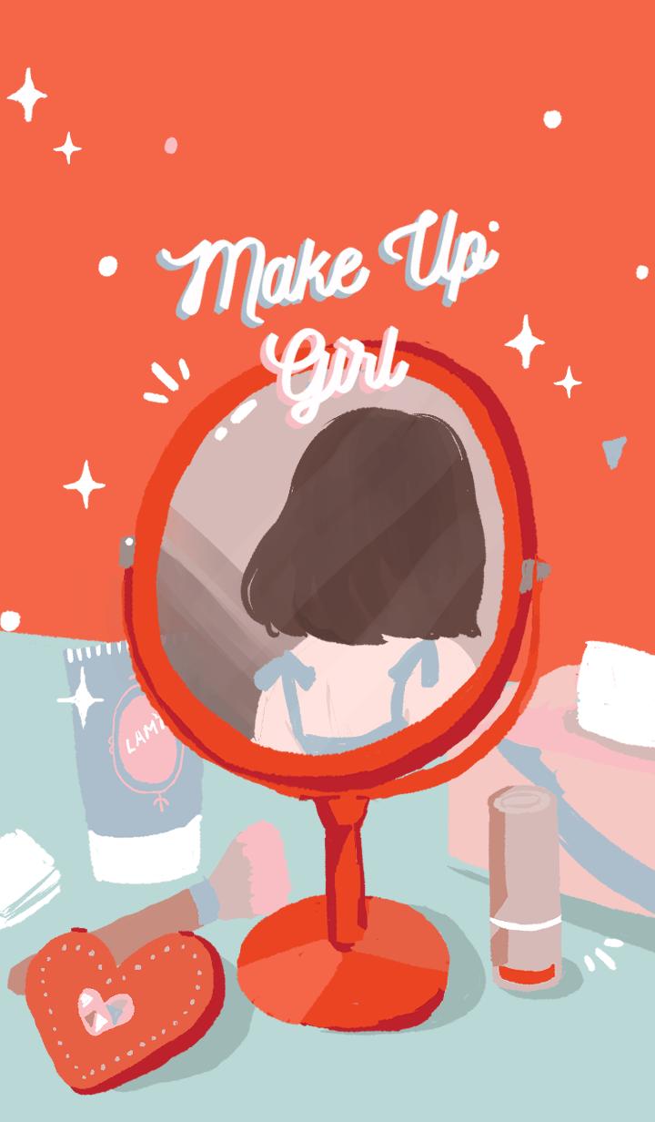 Make Up Girl :)