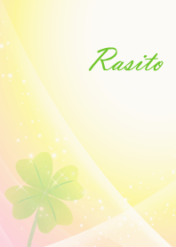No.1408 Rasito Lucky Clover name