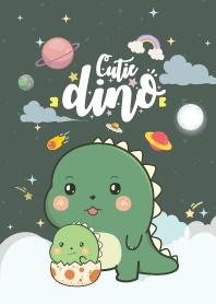 Dino Galaxy Baby Green