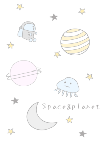 Space&planet