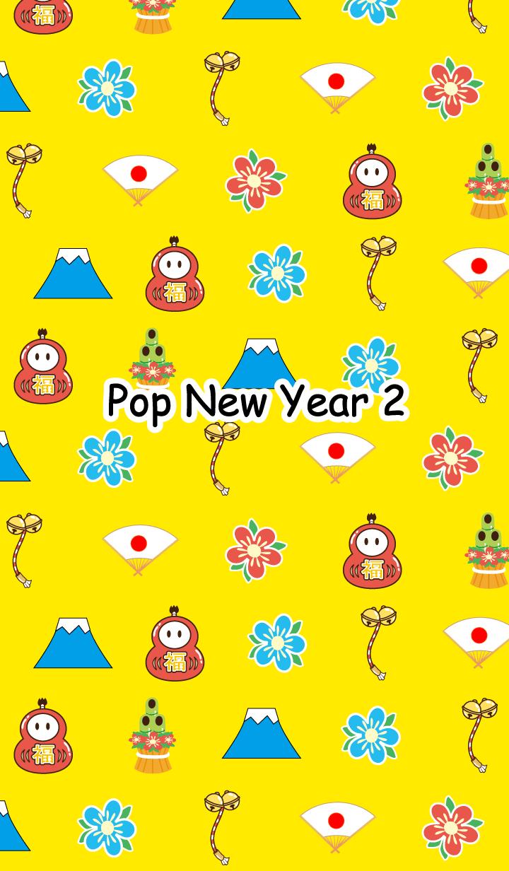 Pop New Year 2