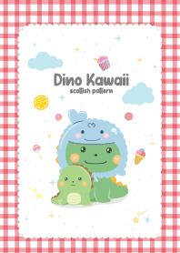 Dinosaur Scottish Cute