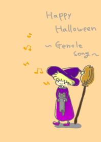 halloween witch music
