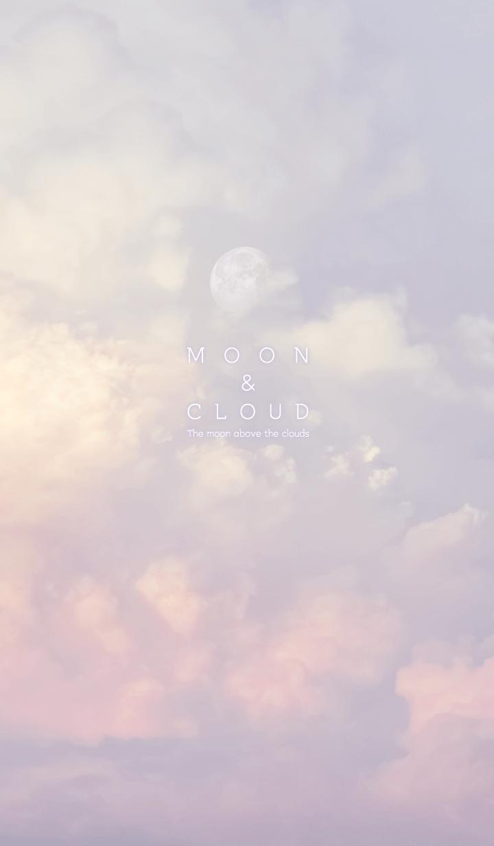 moon & clound