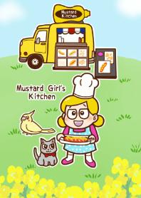 The Mustard Girl's Kitchen