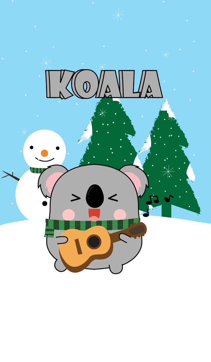 Winter Koala Theme (jp)
