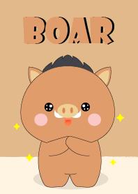 I Love Boar Theme
