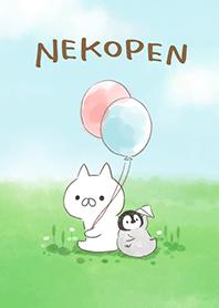 penguin and cat days(藍天篇)