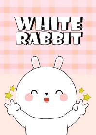 I 'm Cute White Rabbit