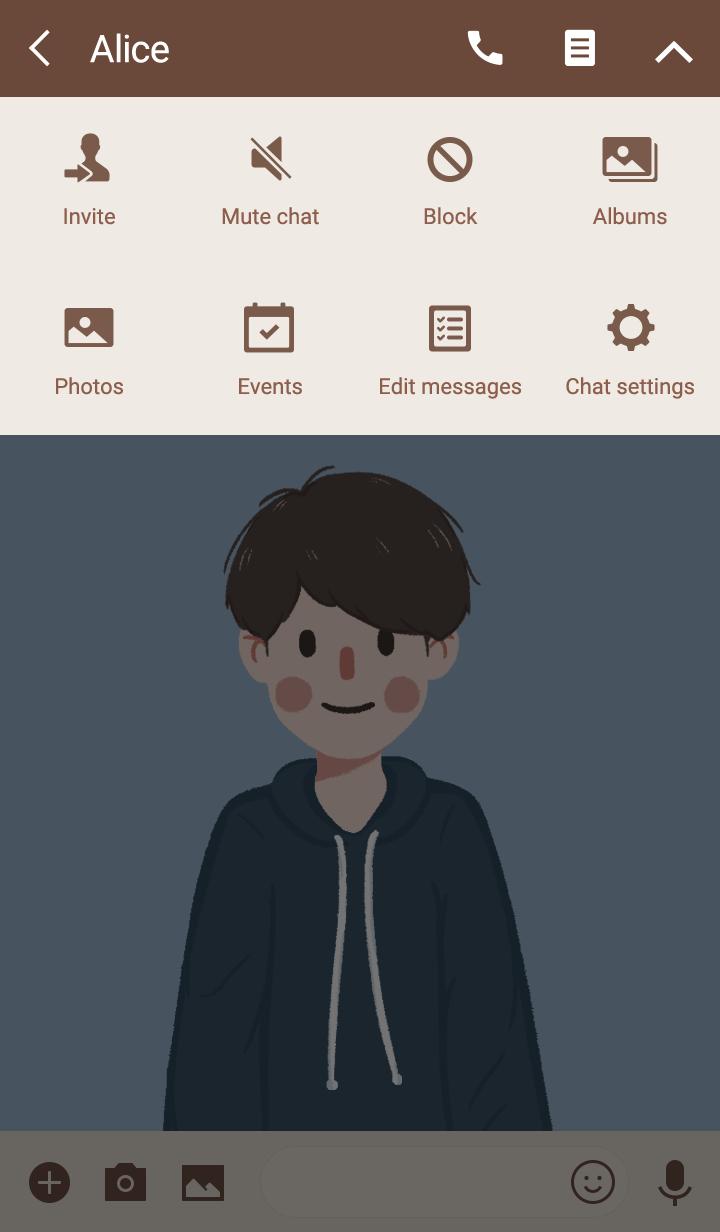 Boy Friend (Cute)