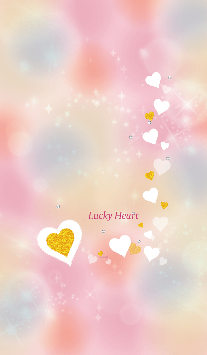 Pink : Gentle heart