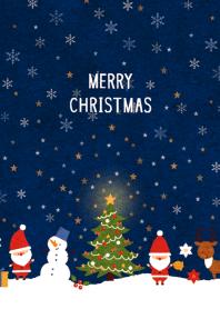 Merry Christmas Santa Claus Town