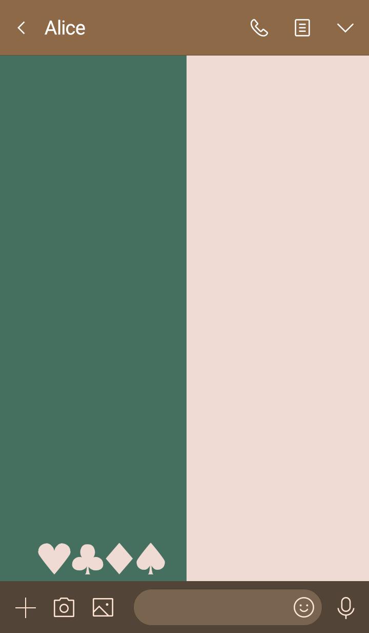 Bi-color -Fir tree-