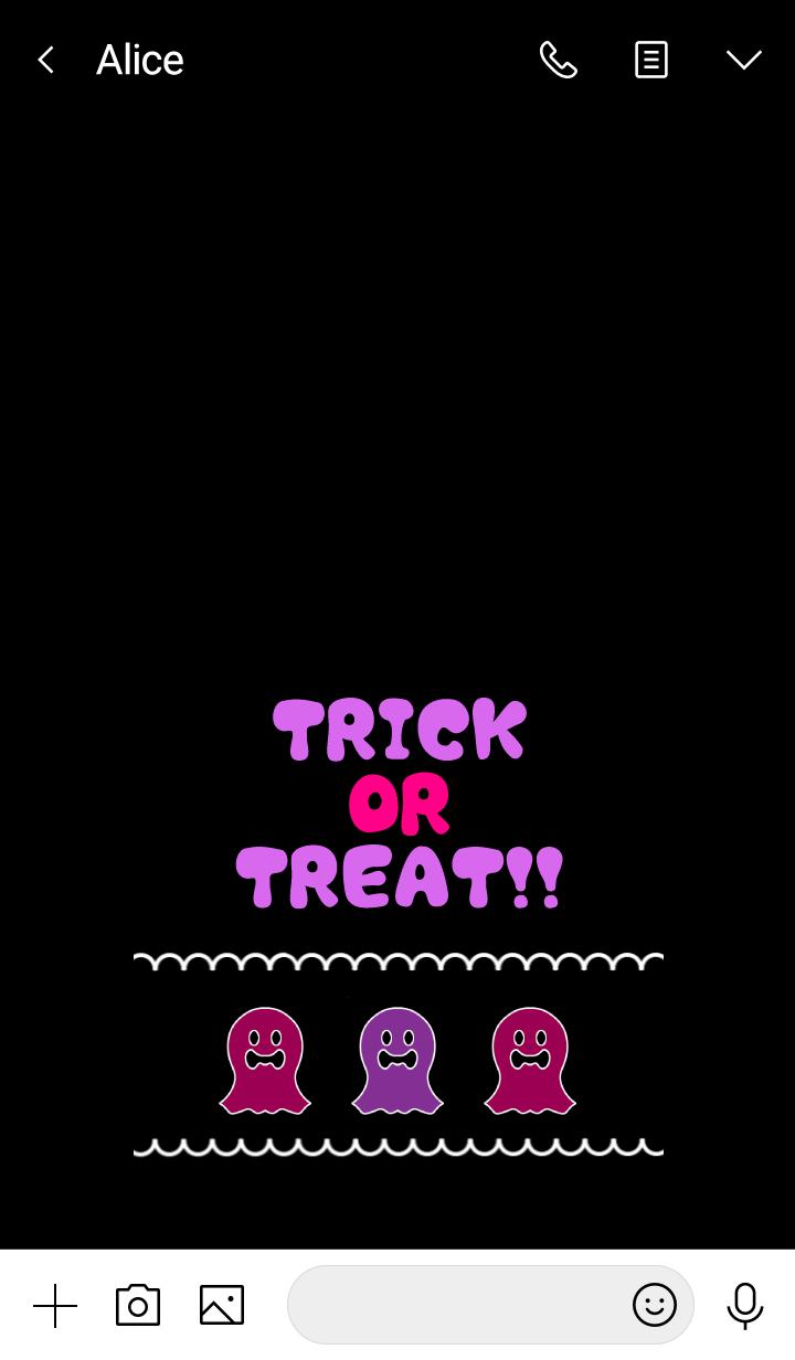 Cute! Pop! Halloween Ghost !! --11--