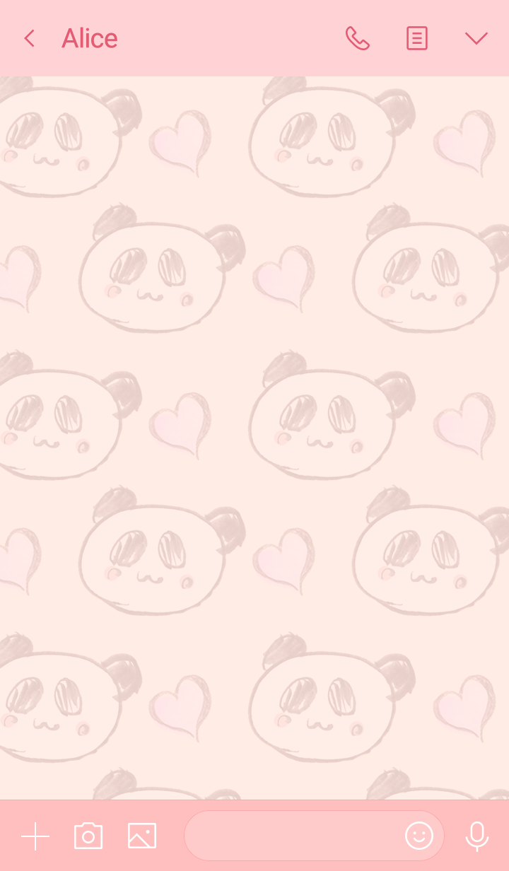 PANDA LOVE!