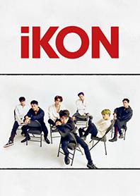 ธีมไลน์ iKON