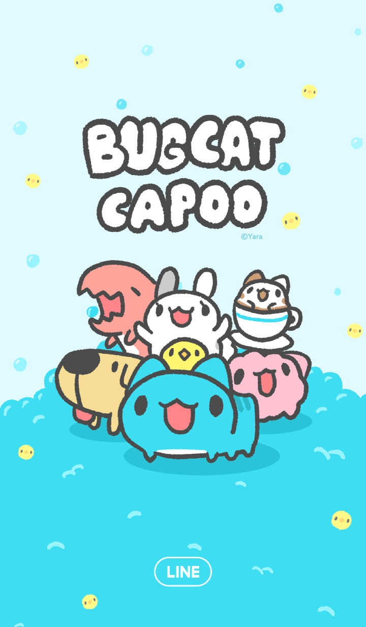 BugCat-Capoo (Bubble)