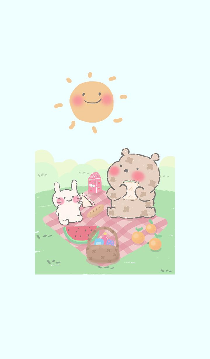 my picnic day