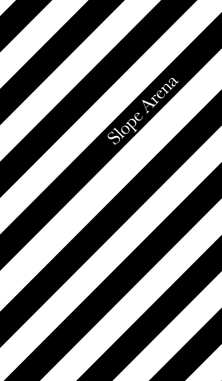 Slope Arena -white-