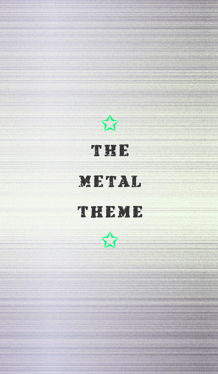 THE METAL Theme 5