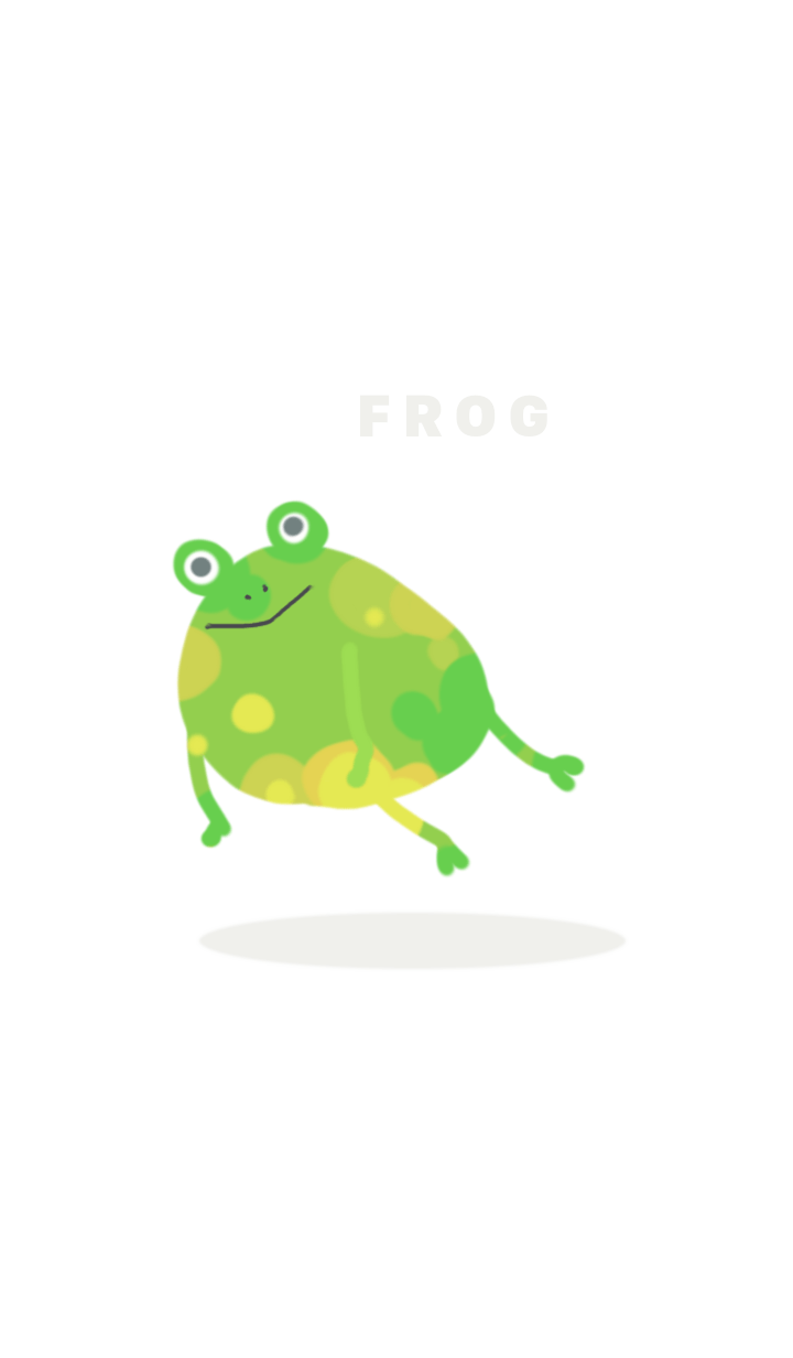 Frogs water
