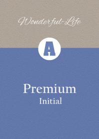 Premium Initial A.
