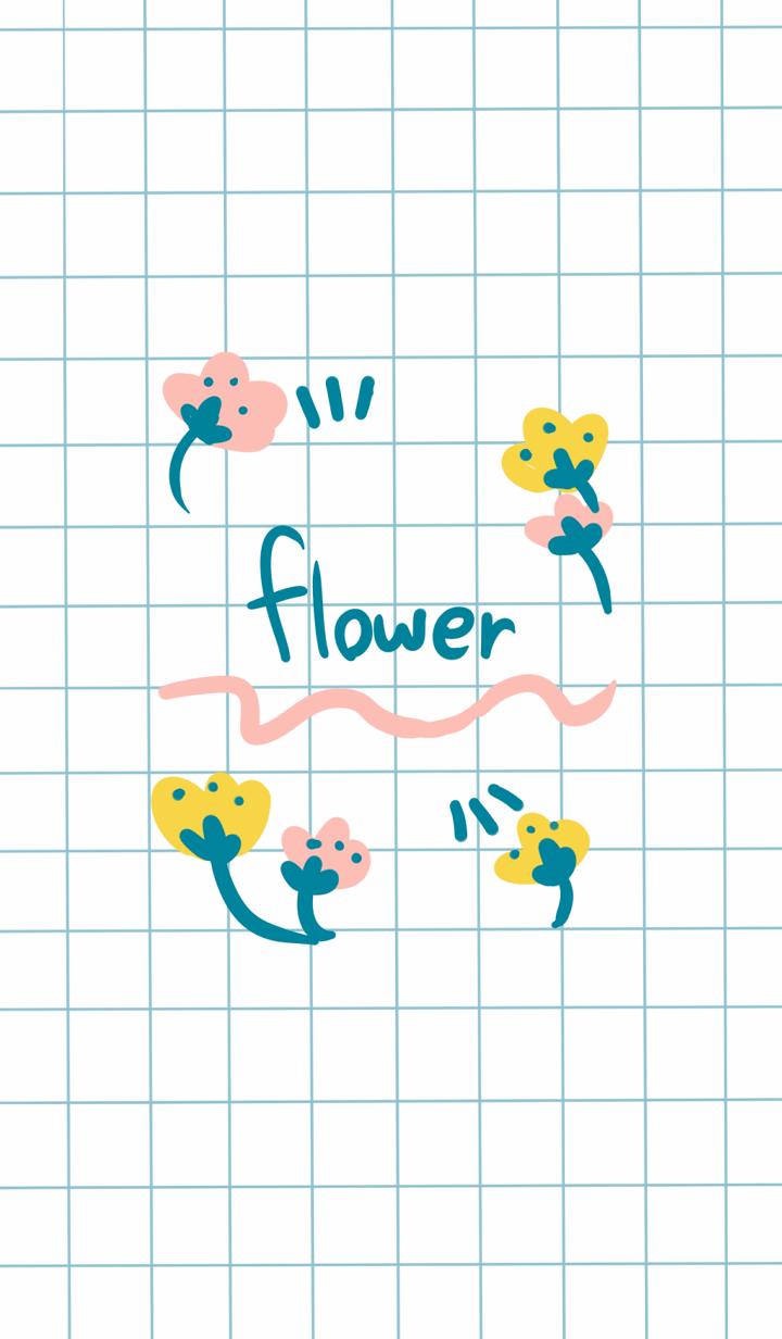 the simple flower