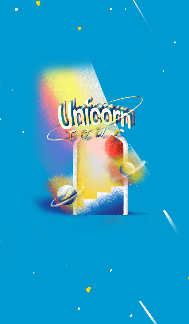 Unicorn Tour!