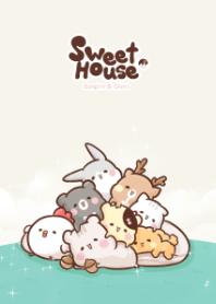Sweet House - 懶洋洋篇