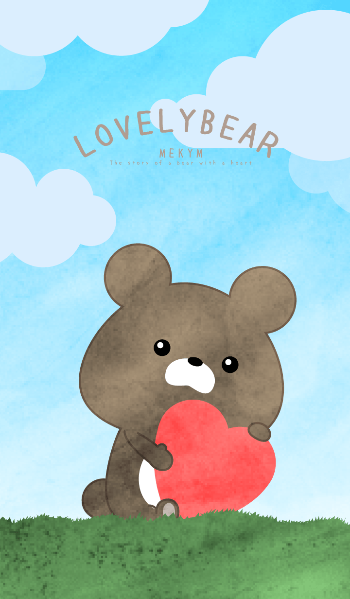 LOVELY BEAR -MEKYM- 6