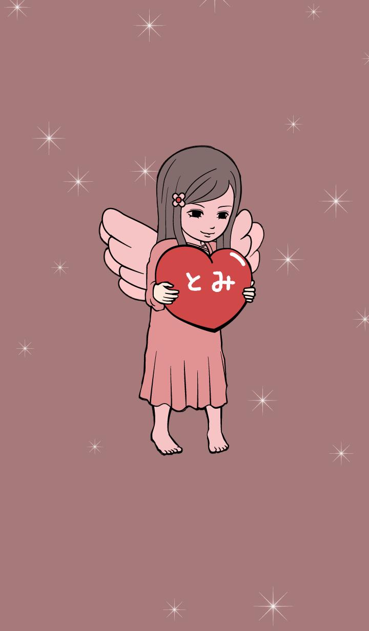 Angel Name Therme [Tomi]