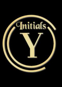 """Initials 2 """"Y"""""""