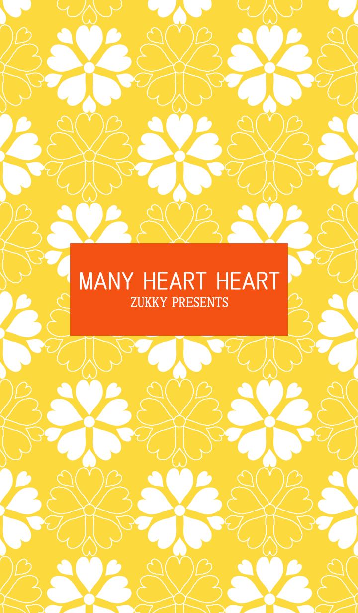 MANY HEART HEART4