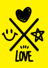 Cross / Love and smile