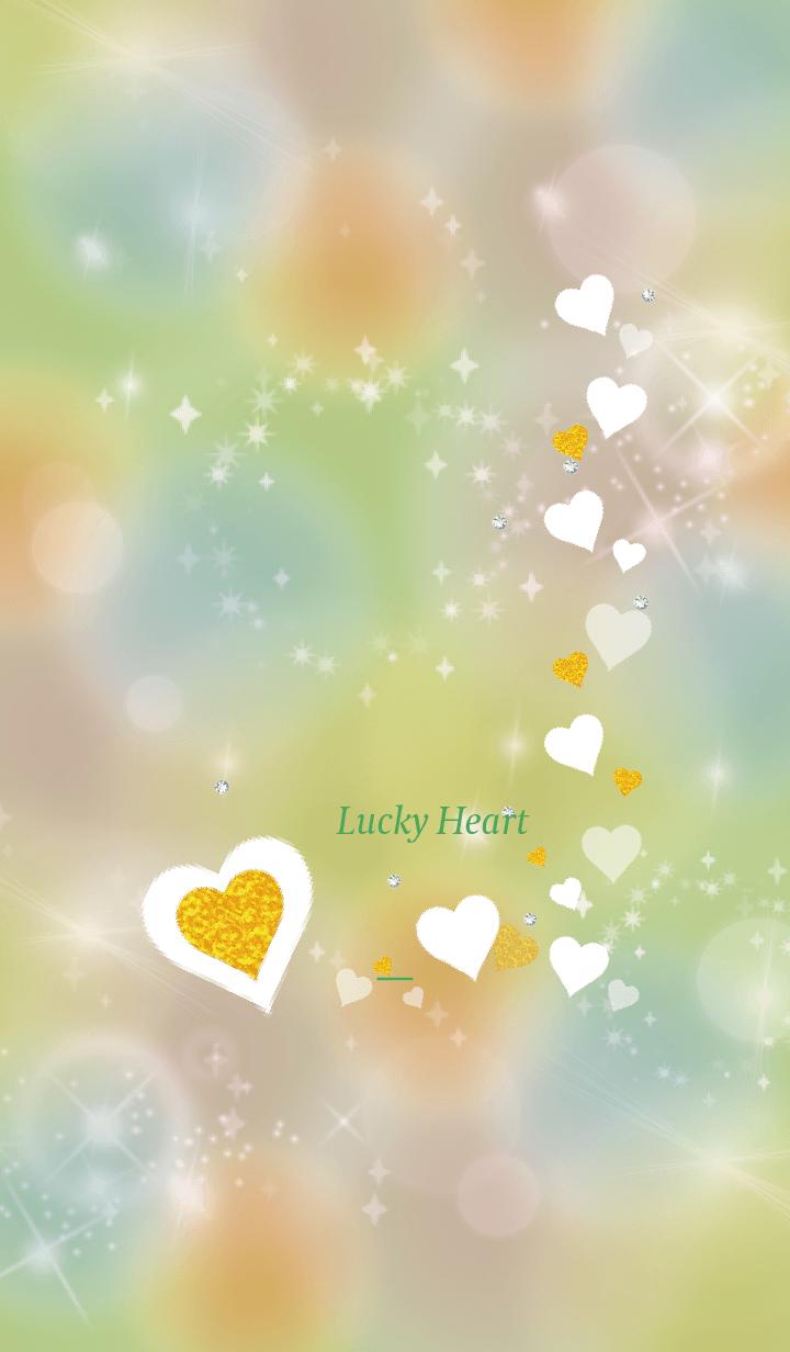 Yellow Green : Gentle heart