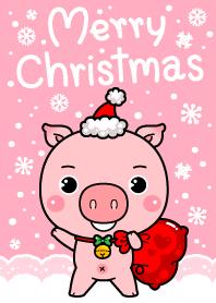 Pigga Merry Christmas