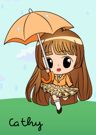 Cathy (Little Rainy Girl)