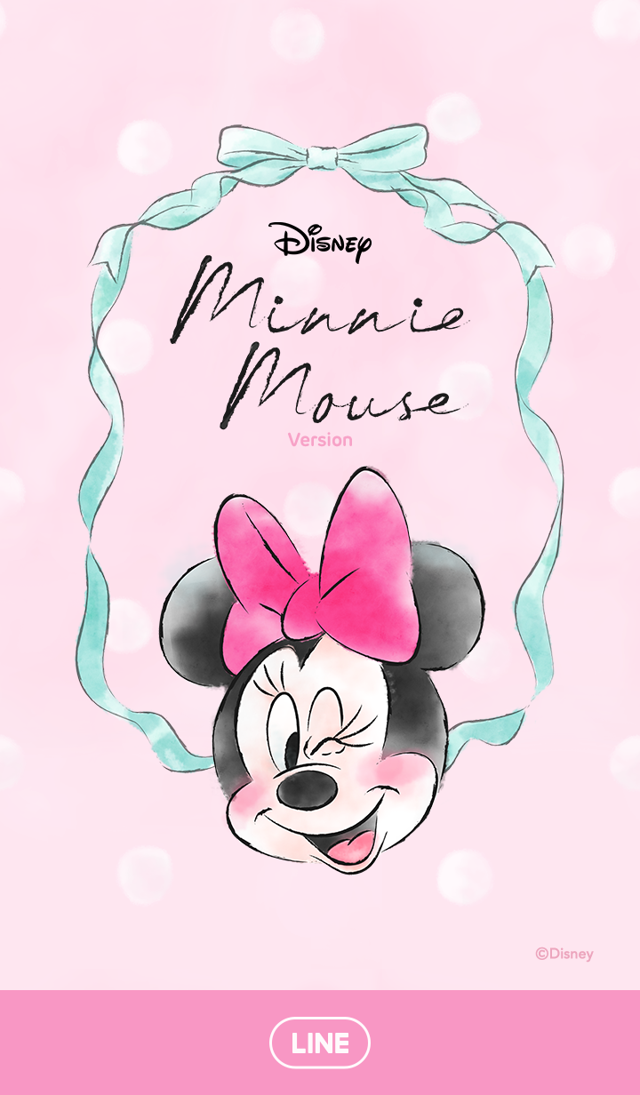 Minnie Mouse: Cute in Pink