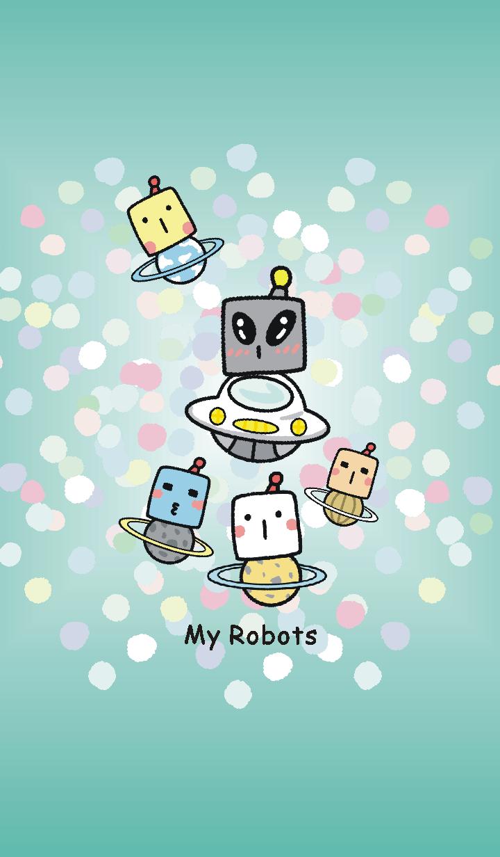 My robots 4