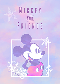 Mickey Mouse & Friends(海天一色篇)