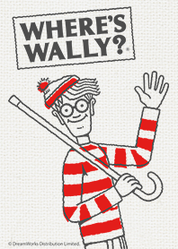 Where's Wally? -line-