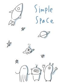 簡單 宇宙