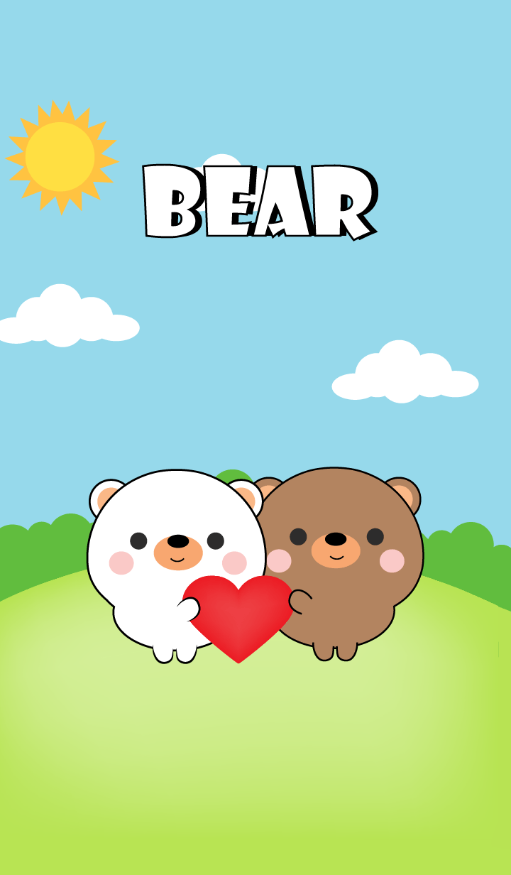 Mini Bear & White Bear Theme (jp)