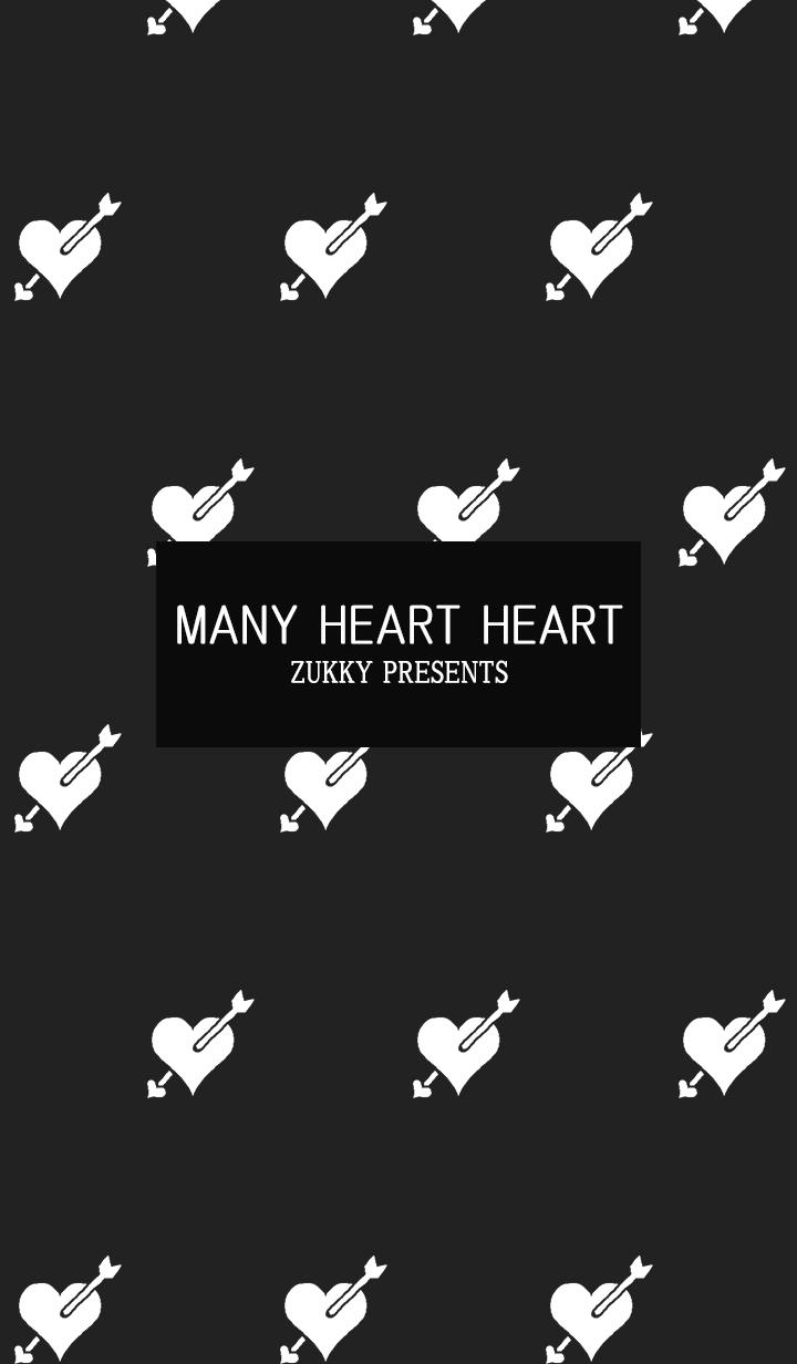 MANY HEART HEART8