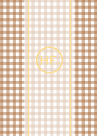 Simple is the Best 97 [gingham check]