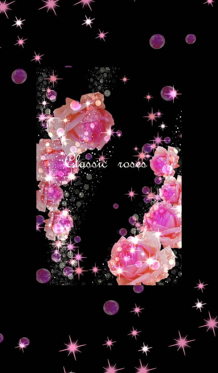 シックなピンク・ローズ
