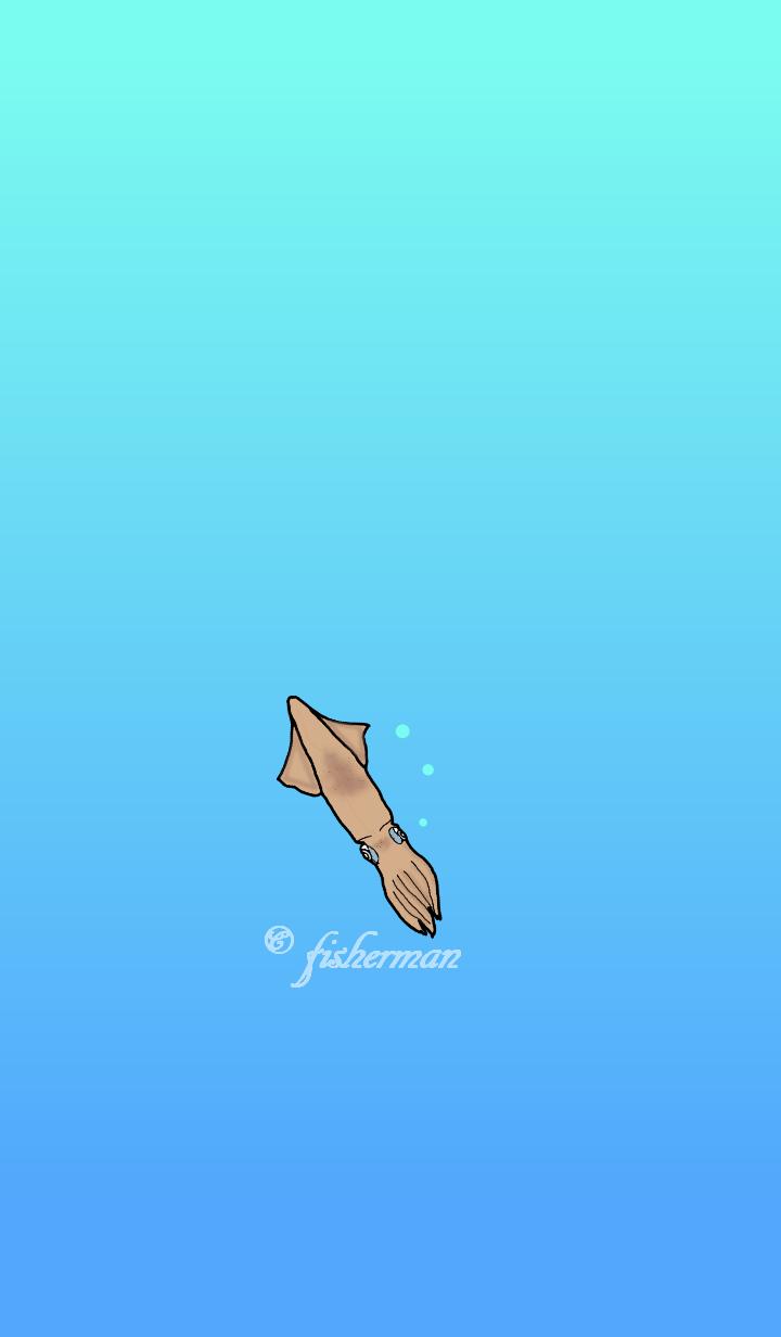 Swordtip squid